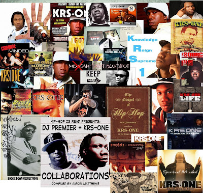 KRS-ONE / Boogie Down Productions Discography