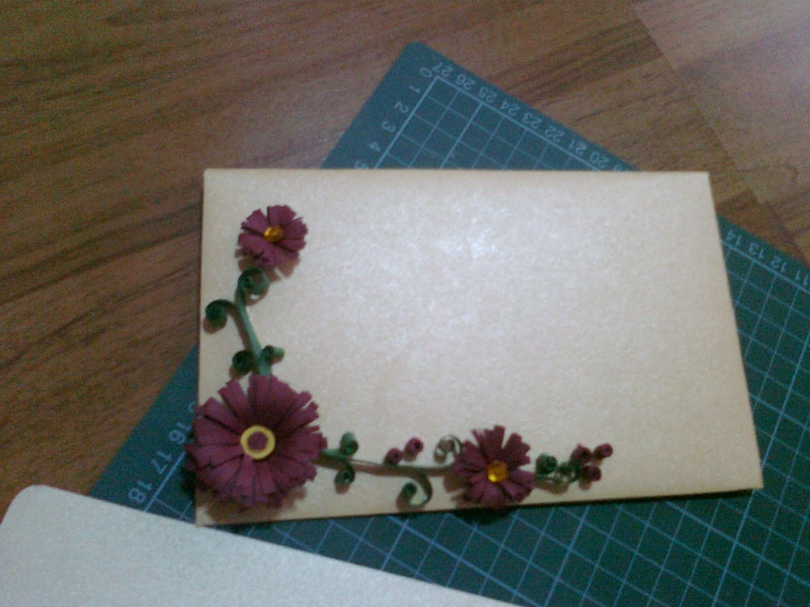 Envelope Decoration