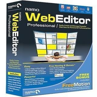 Download Namo Webeditor v8.0.0