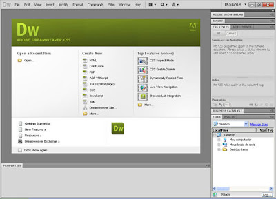 Dreamweaver+CS5 Download   Portable Adobe Dreamweaver CS5 Final v11.0.0.4909