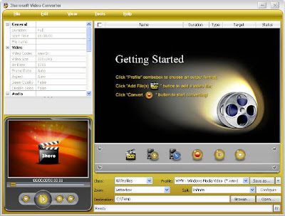 3herosoft Video Converter 3herosoft Video Converter v3.4.7.0454