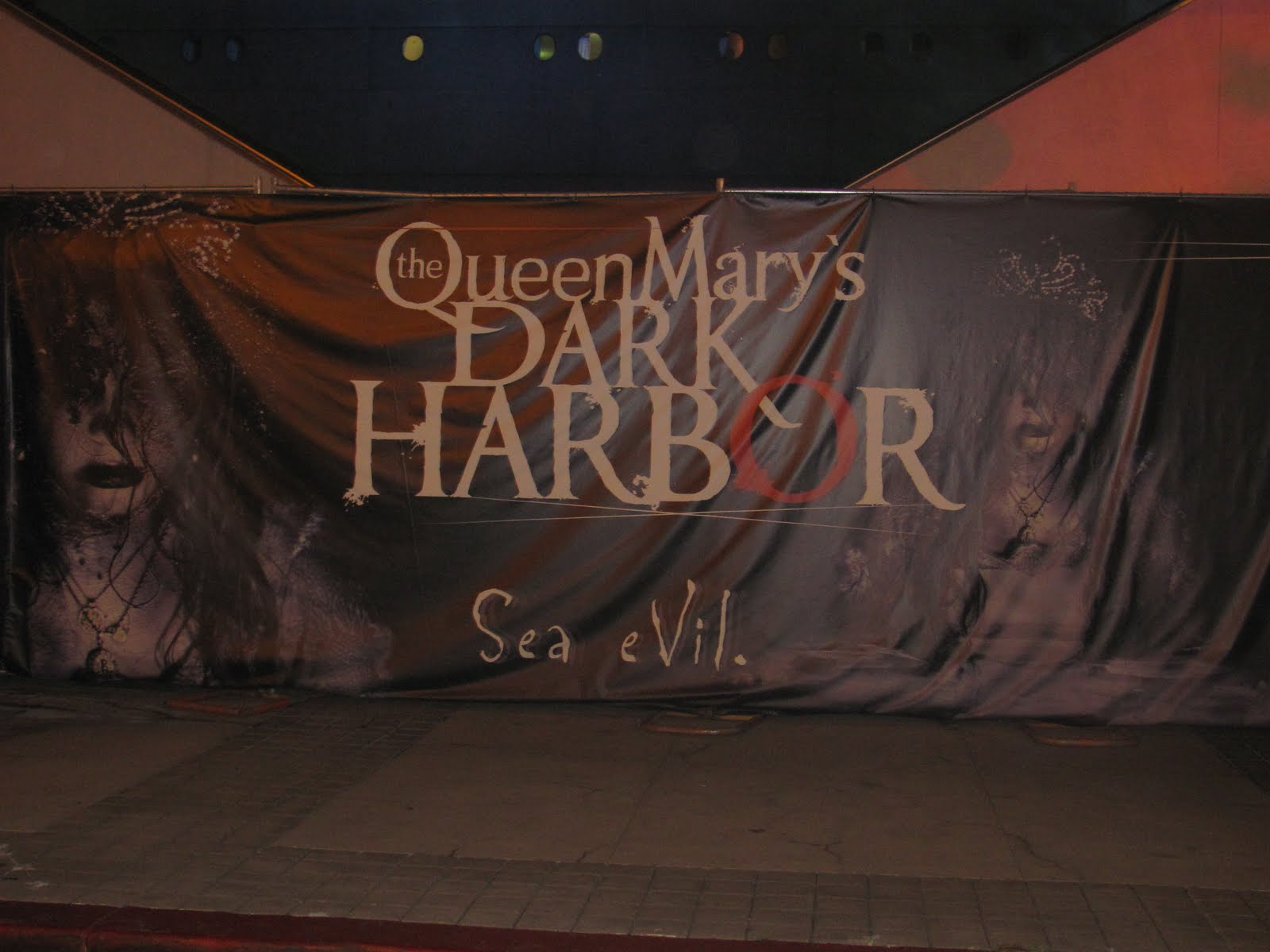 making time: queen mary's dark harbor