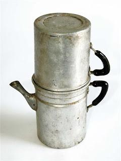 Moka Napoletana, caffettiera francese