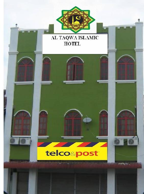 Lokasi alTaqwa Islamic Hotel & Restoran Langkawi