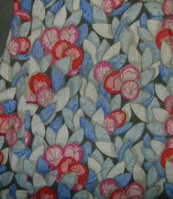 French treasures a peek at art deco fabrics - Deco fabriek ...