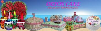 DEPOK CAKE