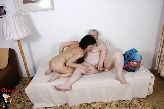 Mature women having fun