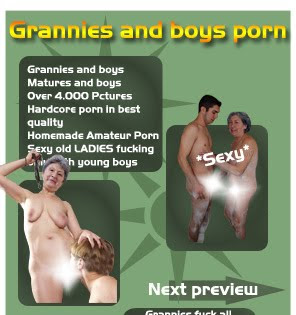 Would like to inform you about the launch of a new granny sex site on ...