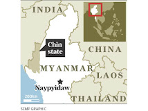 Chin State ( MYANMAR )