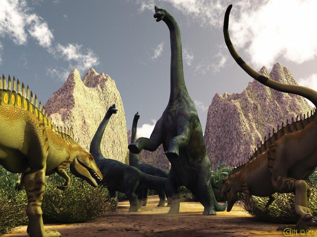 Prehistoric animals  S...