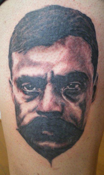 De emiliano tattoos for Emiliano zapata tattoo