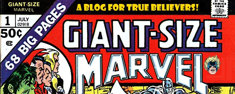 Giant-Size Marvel