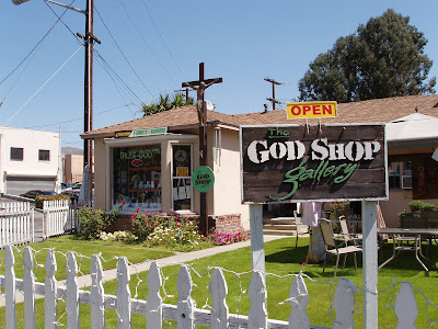 The God Shop Gallery, Burbank CA