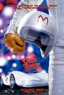 Speed Racer Movie teaser poster