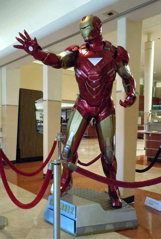 Iron Man 2 armour costume