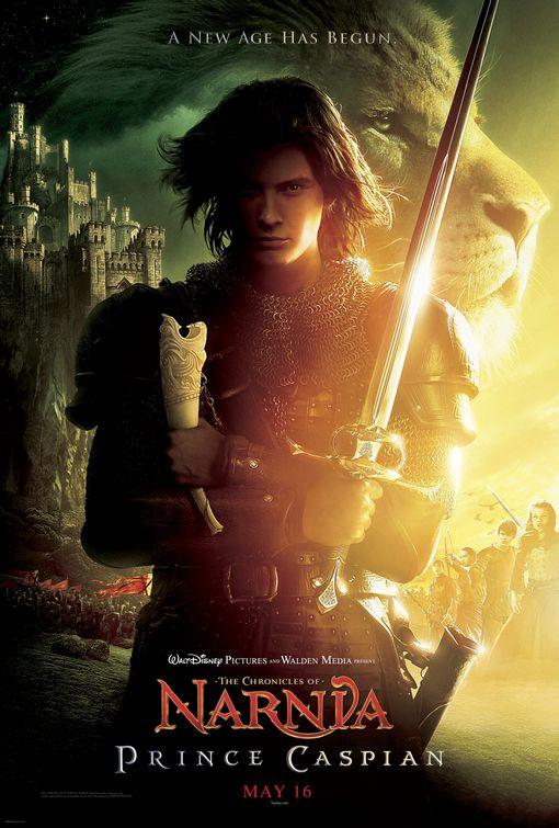 Narnia Prince Caspian poster