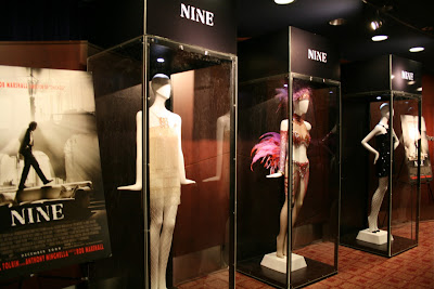 Original Nine movie outfits