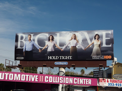 Big Love Hold Tight TV billboard