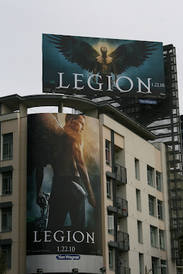 Legion movie billboards