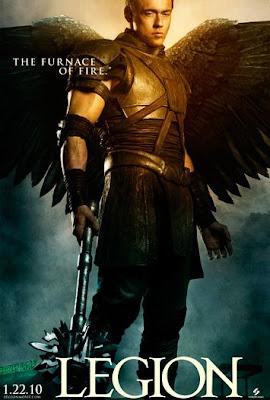 Legion Archangel Gabriel poster