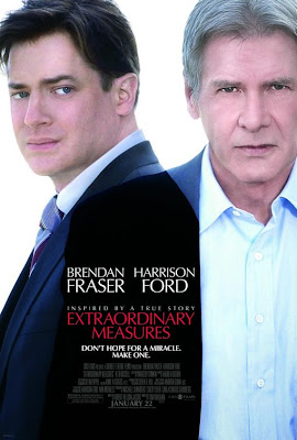 Extraordinary Measures film poster