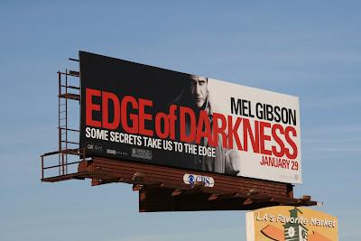 Edge of Darkness film billboard