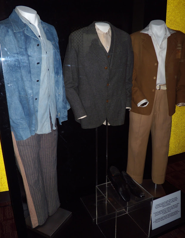Original Warner Bros movie costumes