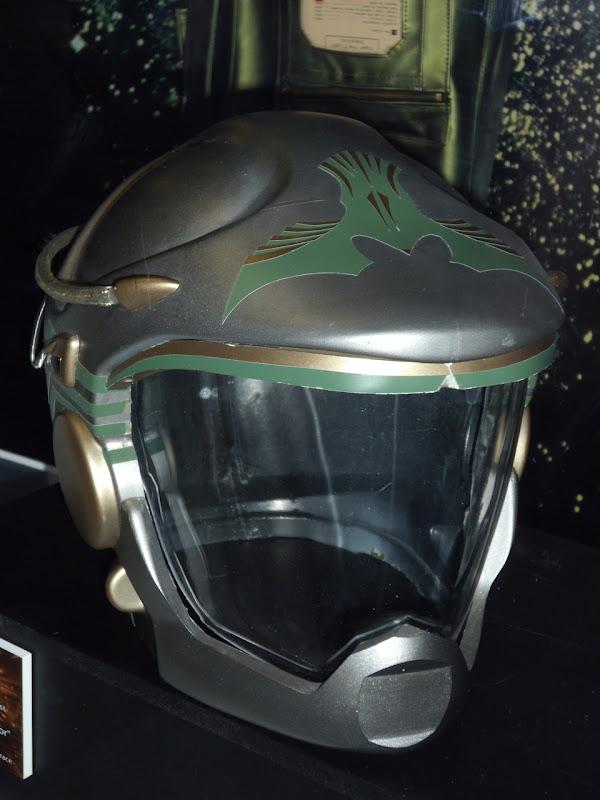 Battlestar Galactica Razor Viper helmet