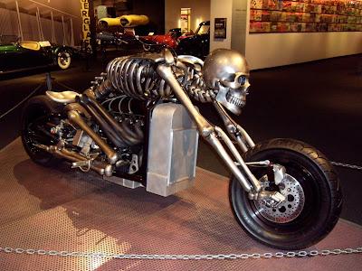 John Holt Skeleton Bike 2006