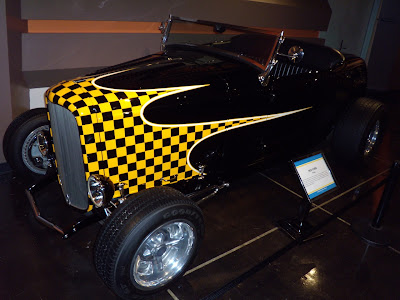 1932 Ford Hi-Boy Roadster