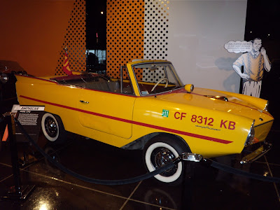 Amphicar Petersen Museum