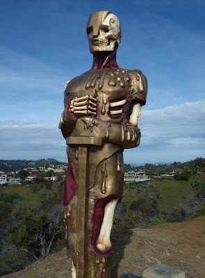 Alternative Oscar statue 2010