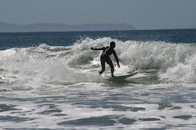 Santa Barbara surfer