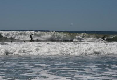 Santa Barbara surfers