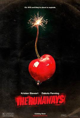 The Runaways Cherry Bomb poster