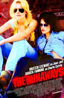 The Runaways movie poster