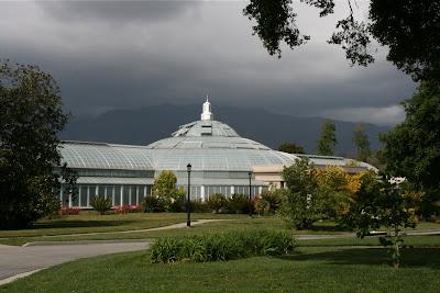 Huntington Gardens Conservatory