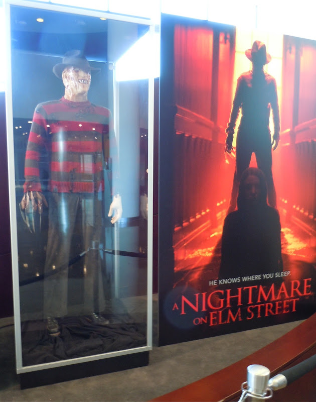 A Nightmare on Elm Street movie costume