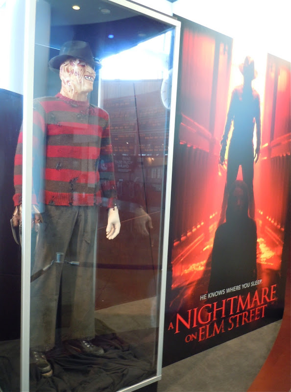 A Nightmare on Elm Street Freddy Krueger movie costume