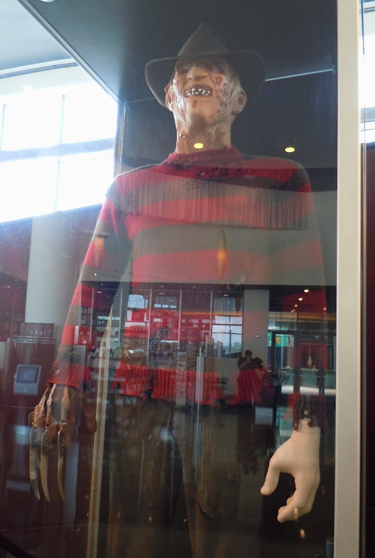 A Nightmare on Elm Street Freddy movie costume