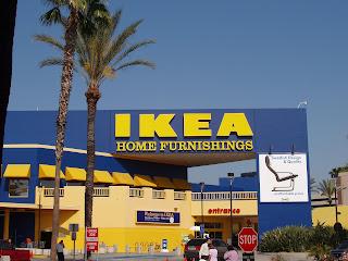 Burbank IKEA store