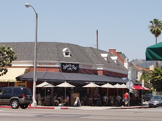 Lulu's Cafe on Beverly Blvd