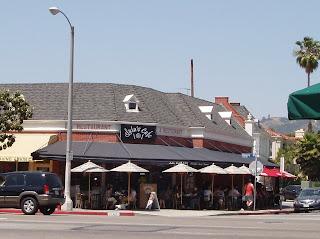 Lulu's Cafe on Beverly Blvd