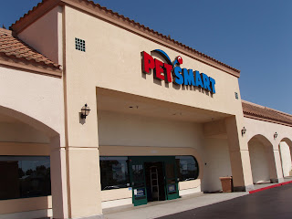 Pet Smart store in Culver City