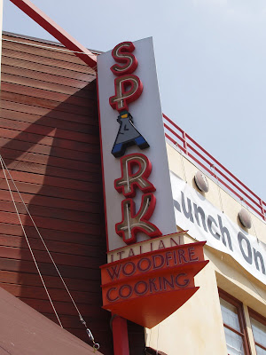 Spark restaurant in Studio City