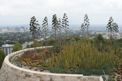 Getty Center South View