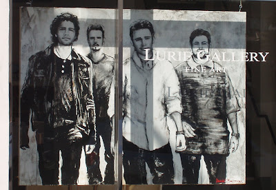 Entourage season 5 cast painting