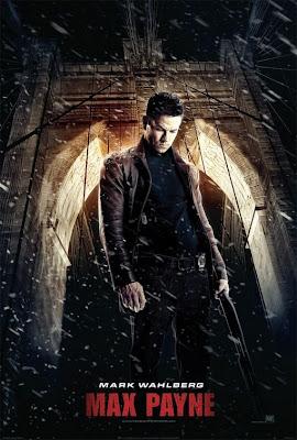 Max Payne film poster