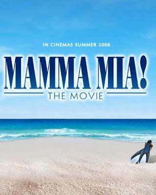 Mamma Mia The Movie teaser poster