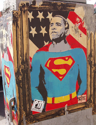 Super Obama for President